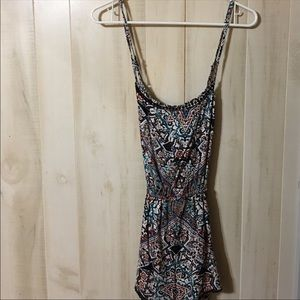 NWOT Adorable Angie Romper Size M